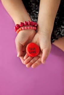 pure love macaron true love