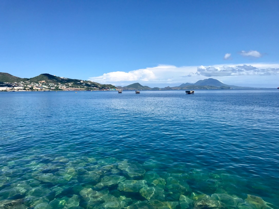 st kitts from port