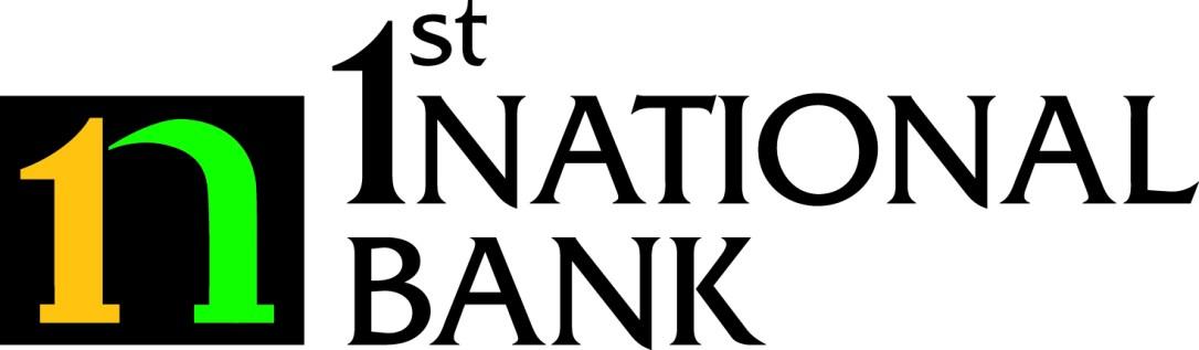1st National new logo