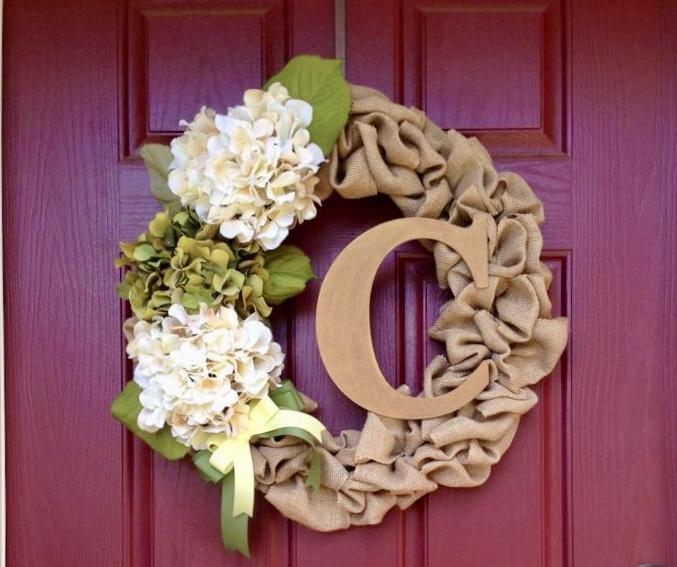 C Wreath
