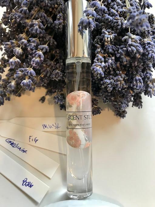 DIY Scent Studio - my perfume