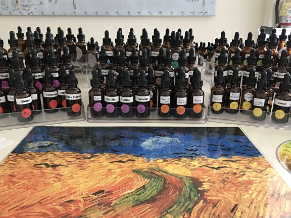 DIY Scent Studio - scent organ
