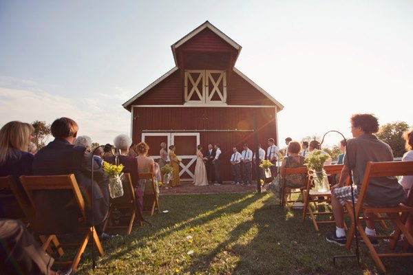 inn at westwood farm - wedding