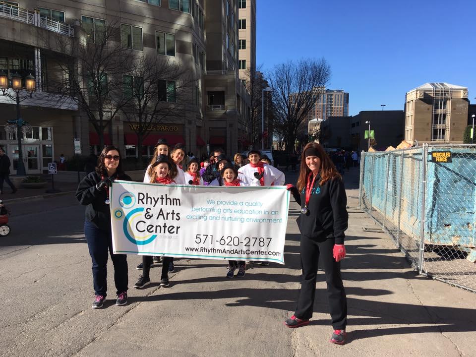 Rhythm and Arts - parade