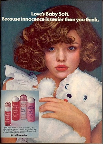 Loves Baby Soft Ad