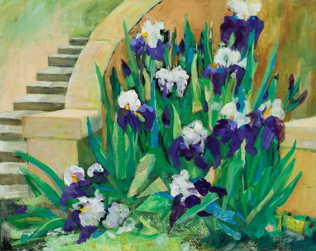 Linda Hendrickson - Irises