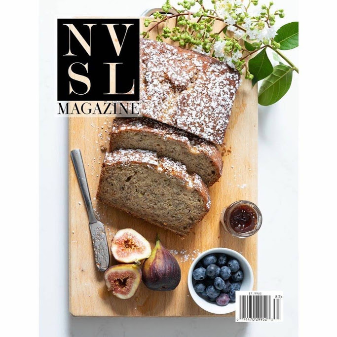 NVSL 1st anniversary issue cover
