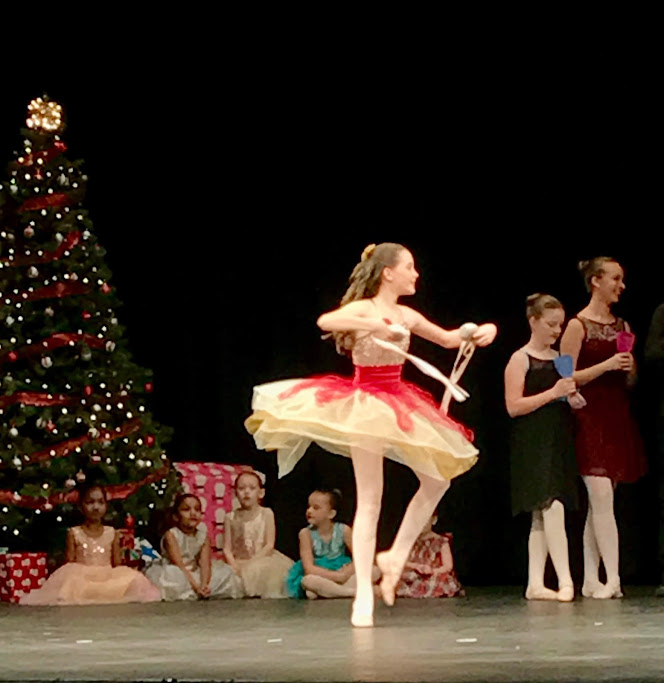Rythmn and Arts Center - Nutcracker 2017