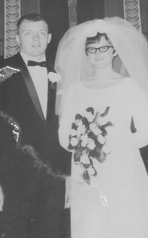 Gustins wedding pic