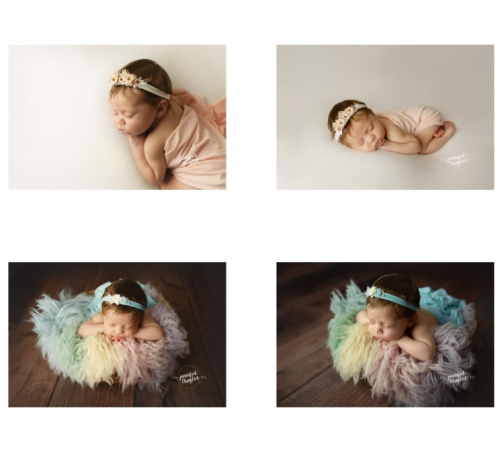 Newborn Portrait Photography in Midlothian VA
