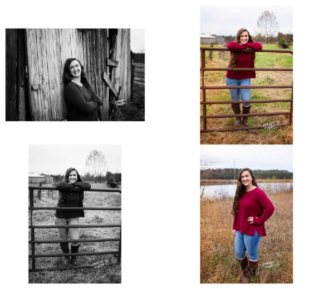 Senior Portraits Midlothian VA