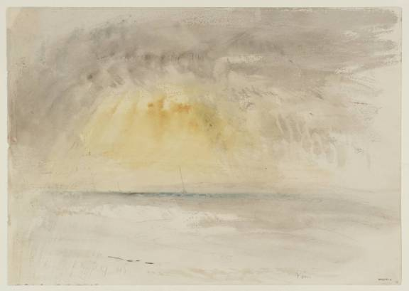 Wimereux | Joseph Mallord William Turner
