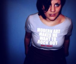 Moderne Kunst macht...