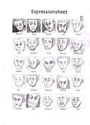 Expressionsheet