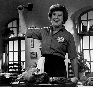 Julia Child Started It All: My Cooking Show Obsession