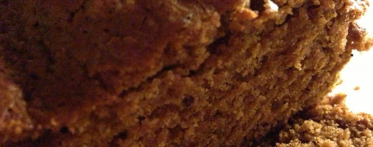 The Comfort of Home…and a Pumpkin Bread Recipe, Too