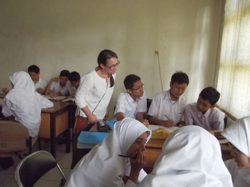 Indonesian school