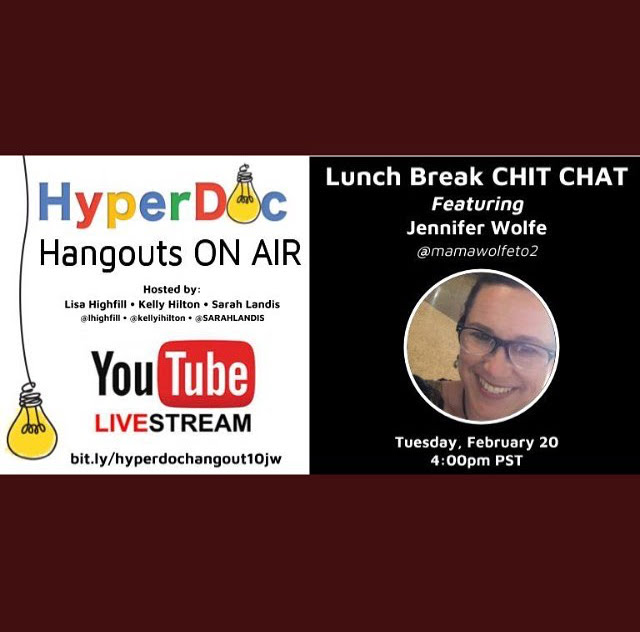 Want To Know More About Teaching With Hyperdocs?