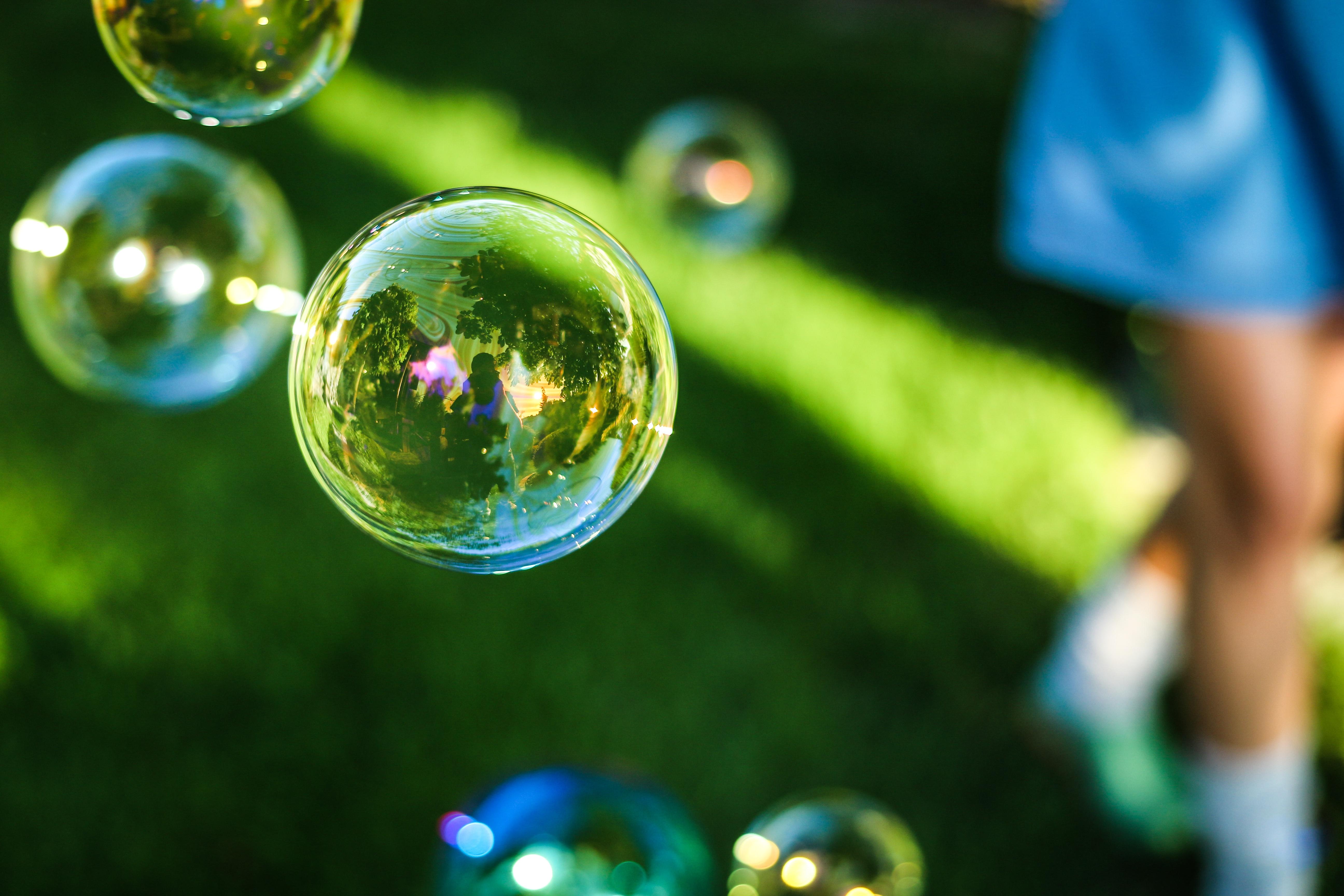 joy bubbles