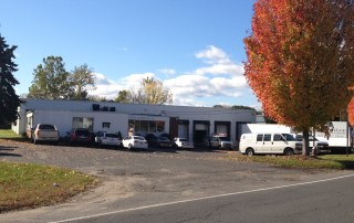 FOR SALE/LEASE: 20,691 sf Industrial Facility At MA Pike & I-91