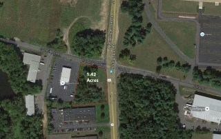 FOR SALE: Westfield 1.42 Acre Site at Signalized Intersection