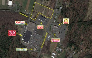 FOR SALE/GROUND LEASE: Development Site Adjacent to CVS
