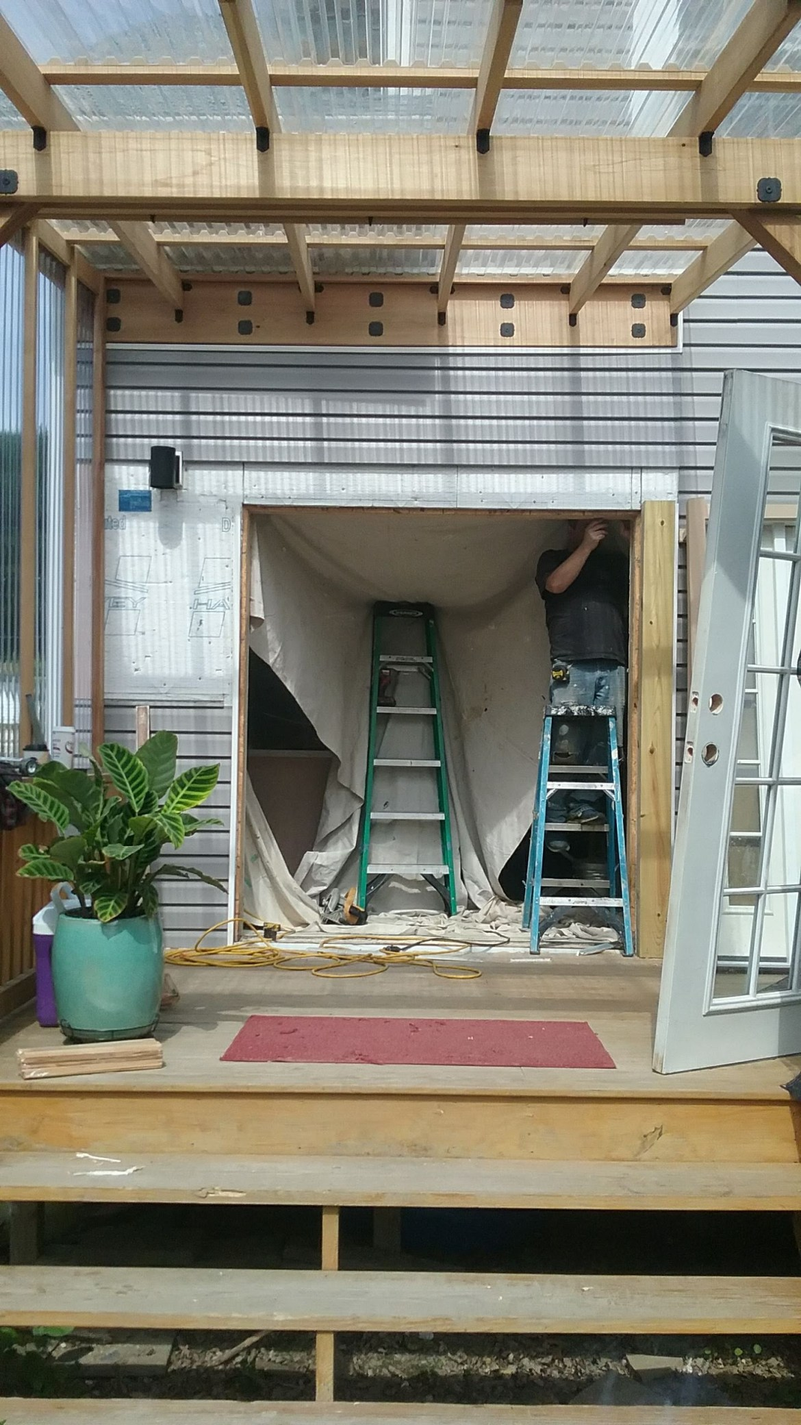 troy exterior renovations
