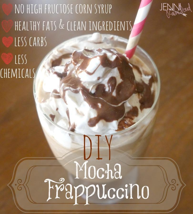 Alternative Frappuccino-Healthy
