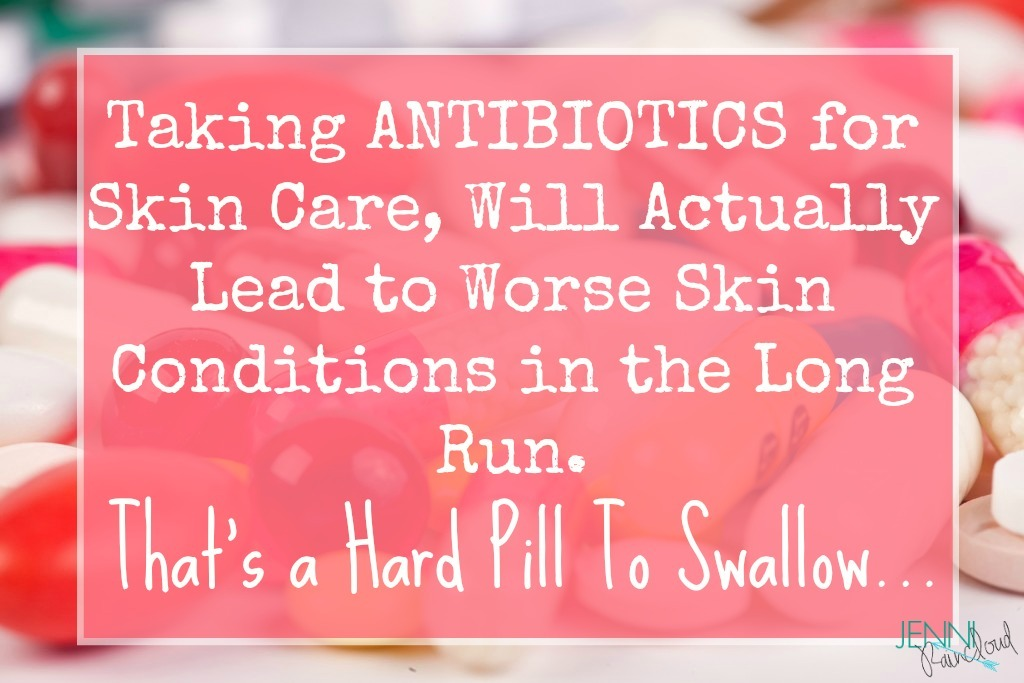 Skin Clearing Antibiotics for acne
