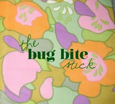 Bug Bite Stick