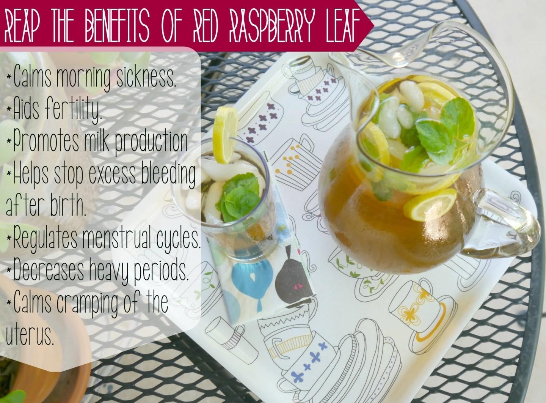 Benefits of Red Raspberry Leaf