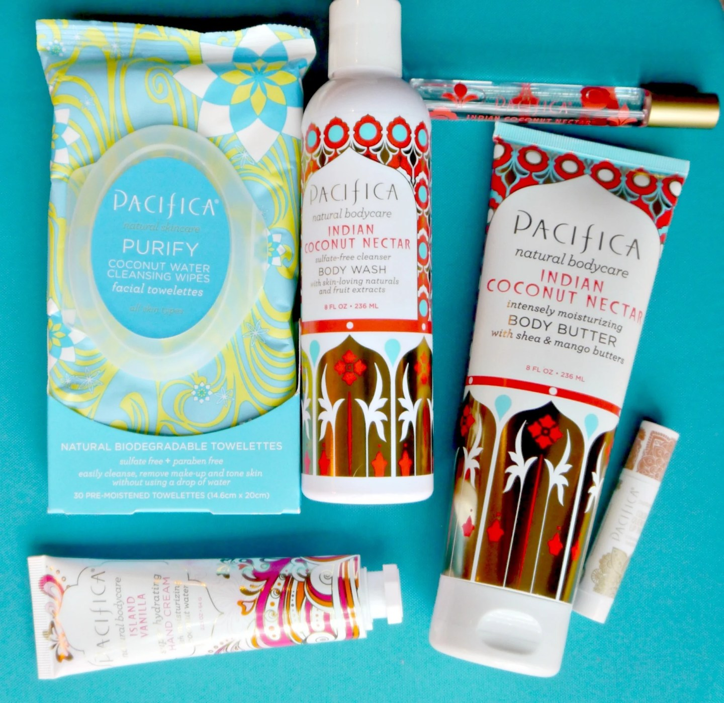 giveaway pacifica