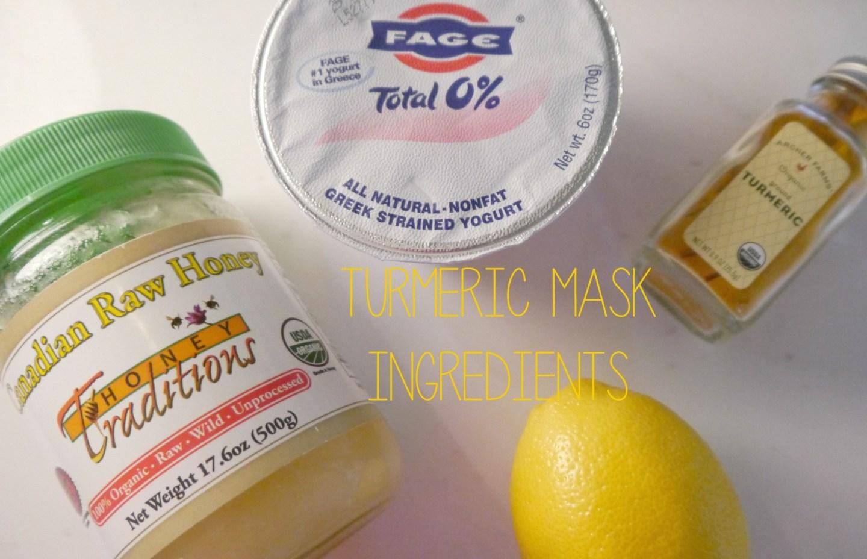 turmeric mask 1