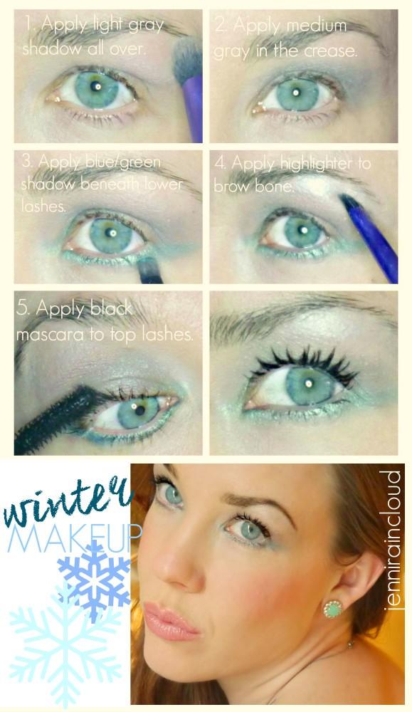 Winter Makeup Tutorial