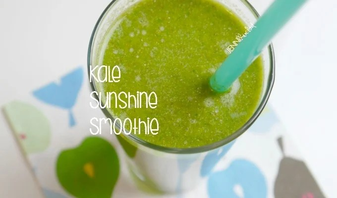 Kale & Orange Smoothie