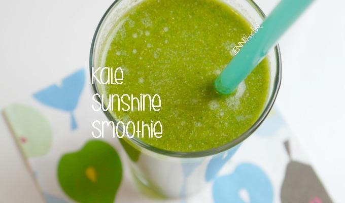 Kale & Orange Smoothie