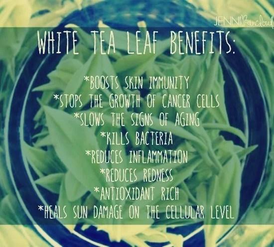 White Tea Benefits for the Skin