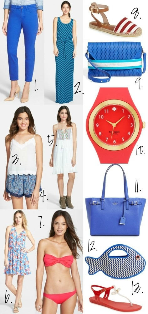 July 4th outfit picks