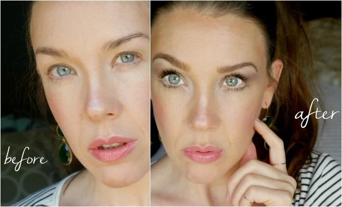 how to make eyes look smaller with makeup