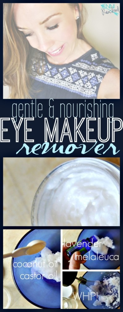 Eye Makeup Remover DIY