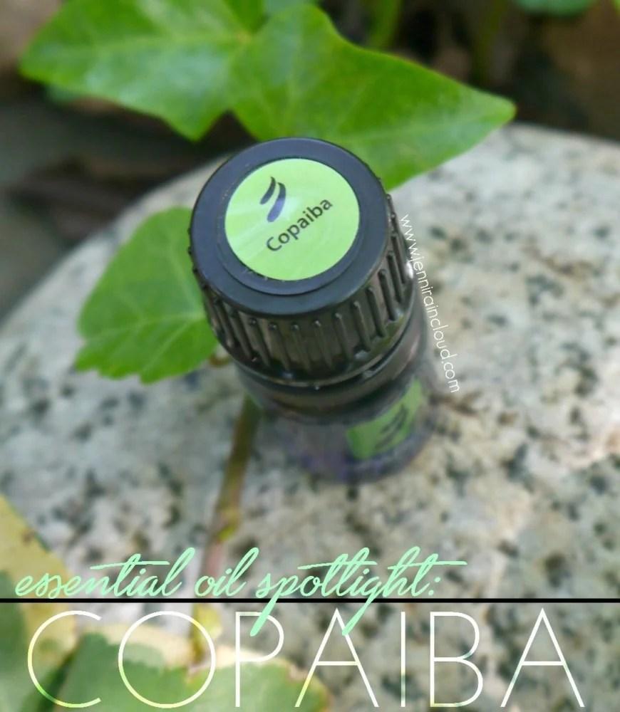 Copaiba Essential Oil