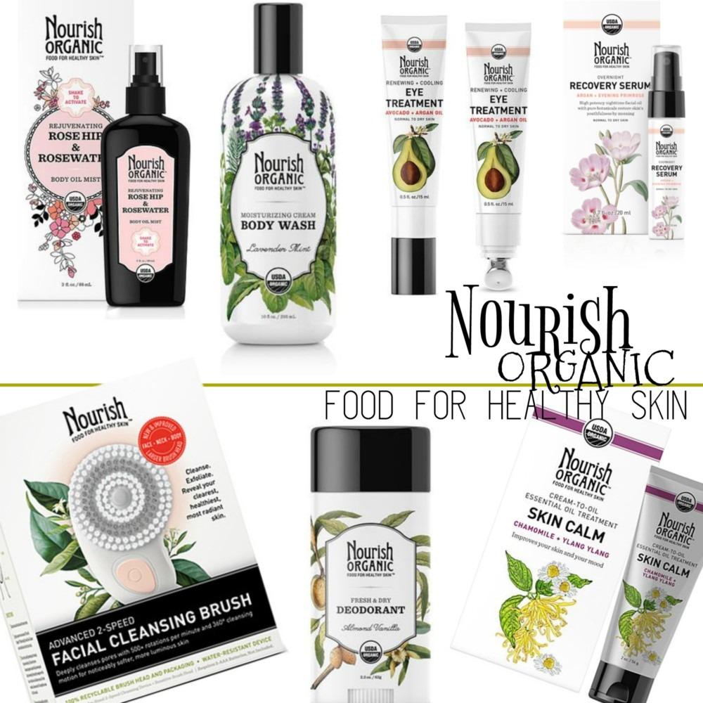 Nourish Organics-Cruelty Free, Certified Organic