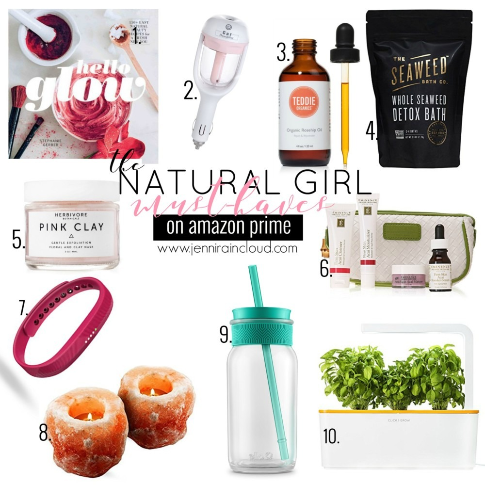 Natural Gifts from Amazon