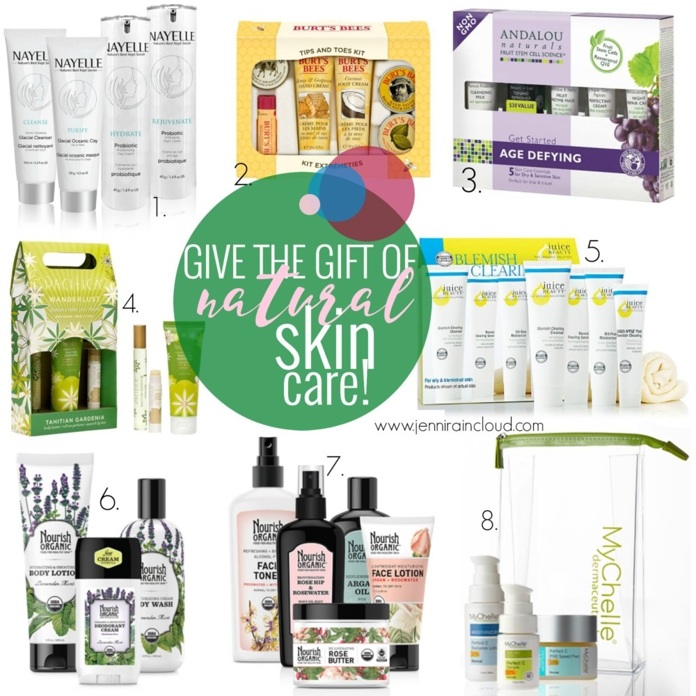 Natural Skin Care Sets