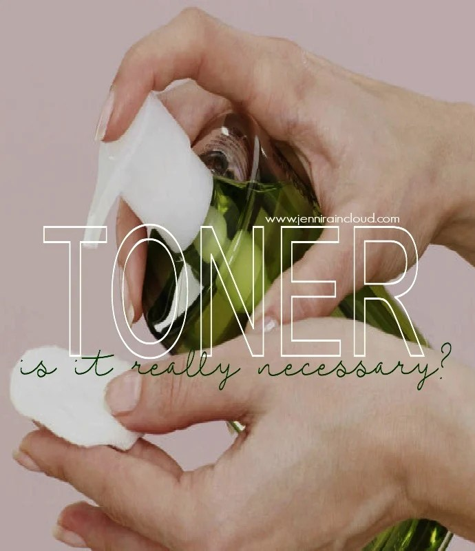 Benefits of Toner
