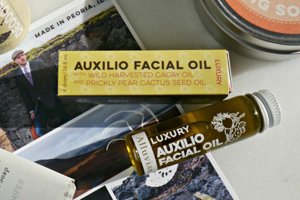 Alluvian Auxilio Facial Oil