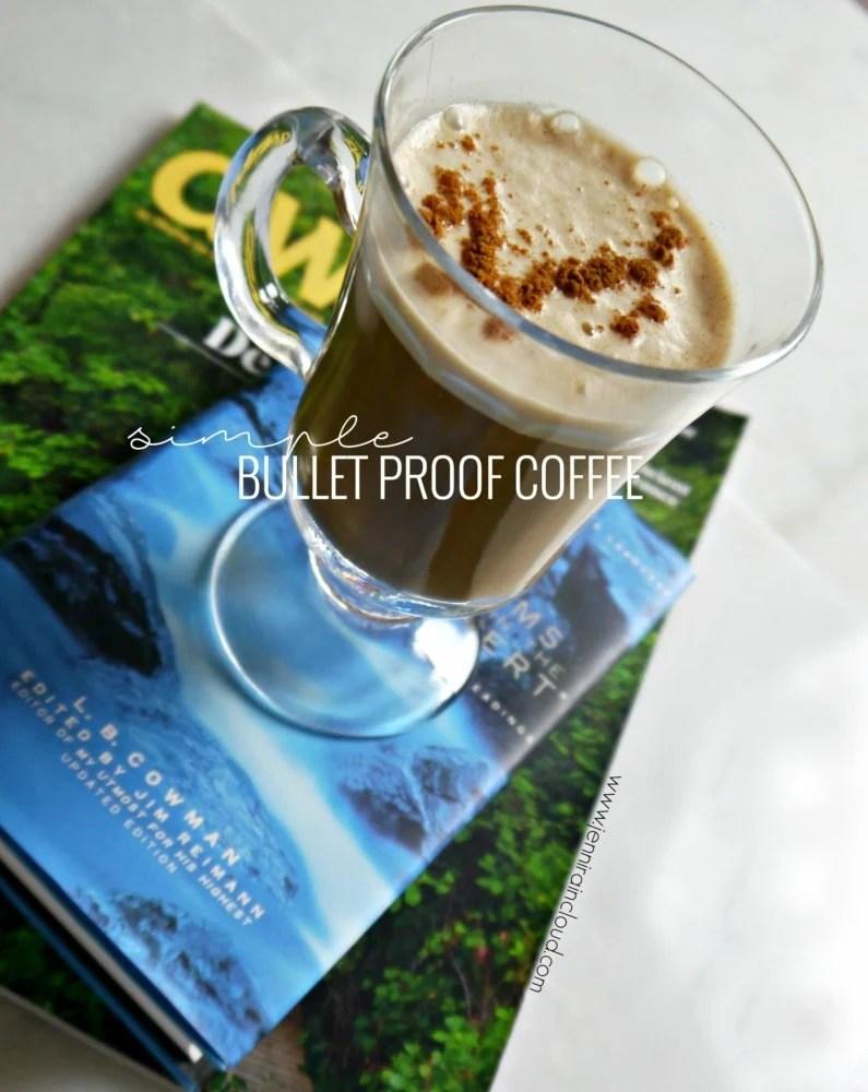 Easy Bulletproof Coffee