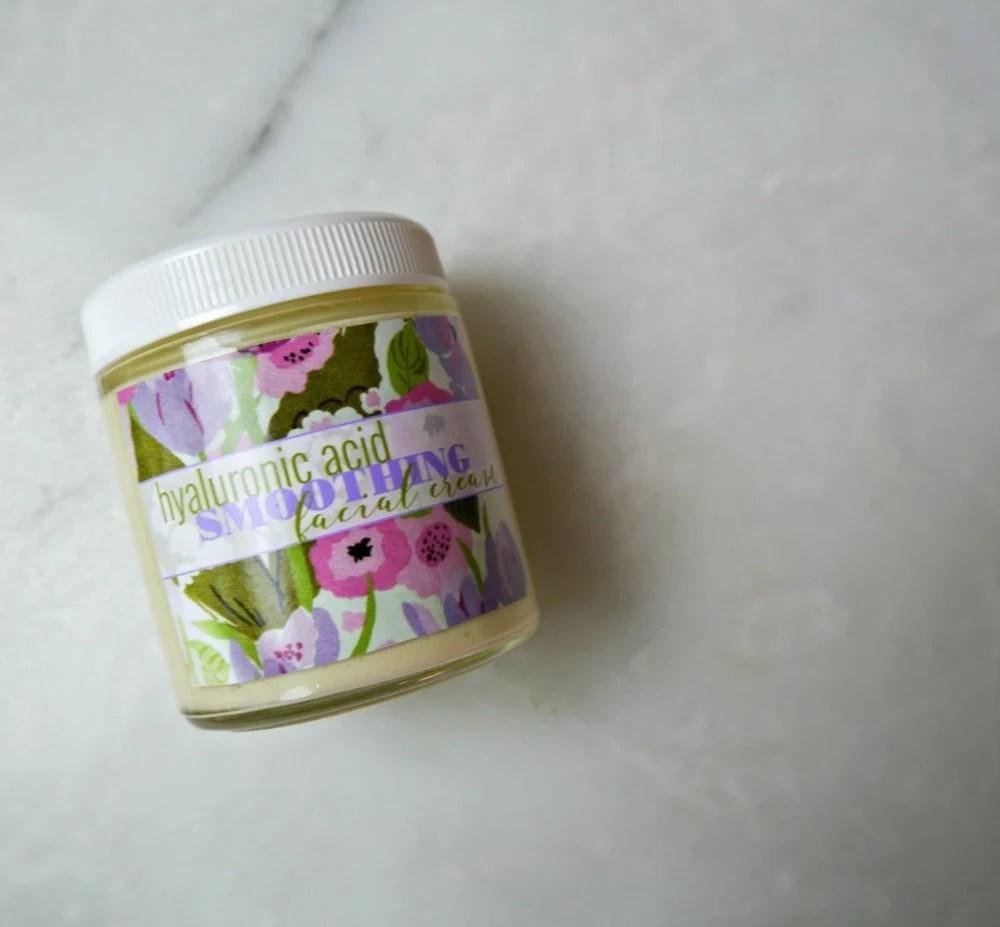 hyaluronic acid lotion diy