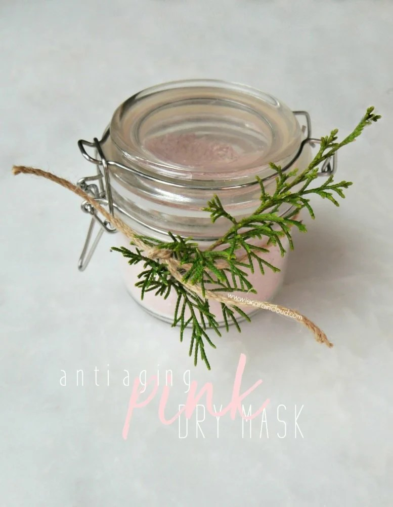 Anti Aging Dry Mask