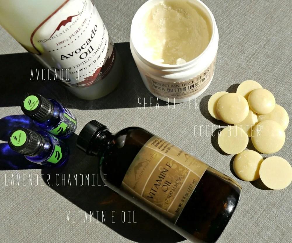 Eczema DIY Cream